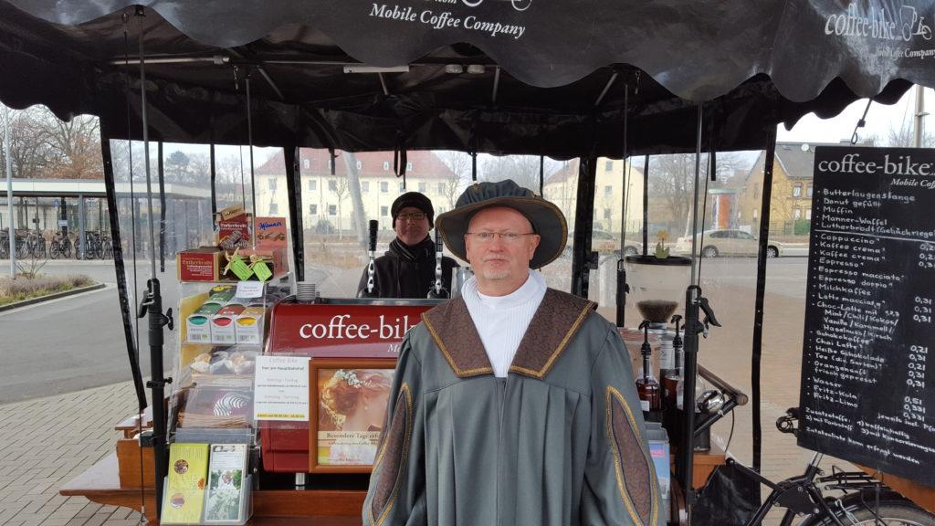 Kaffee und Geschichte