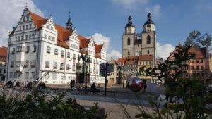 Wittenberg Gemütlich -Marktplatz Wittenberg