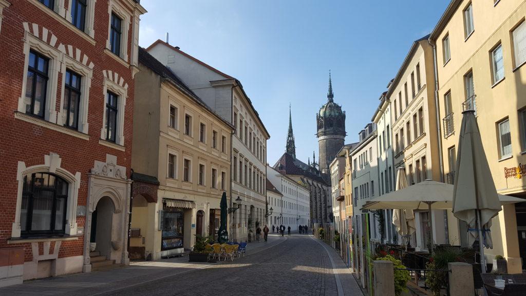 Wittenberg für Eilige Schlosskirche von Schlossstraße