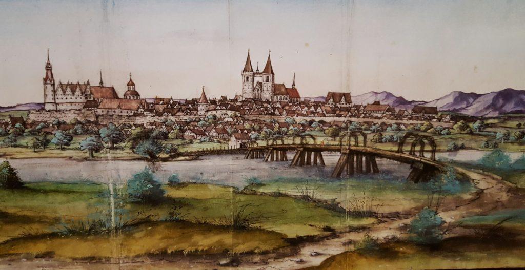 Wittenberg Gemütlich - Wittenberg vor 1546
